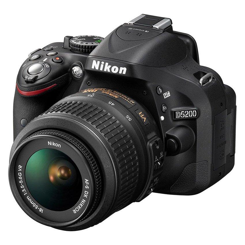 ขายกล้องNikon D5300 + Lens 18-55 VR Special Set