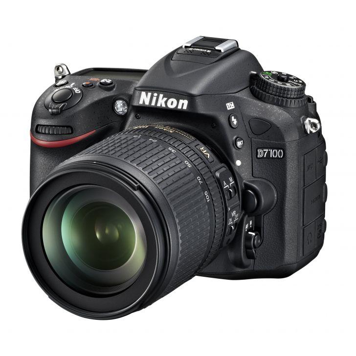 ขายกล้องNikon D7100 พร้อมเลนส์ KIT AF-S DX NIKKOR