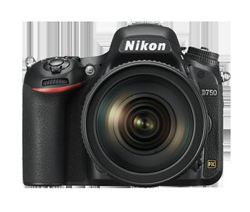 ขายกล้องNikon รุ่น D750