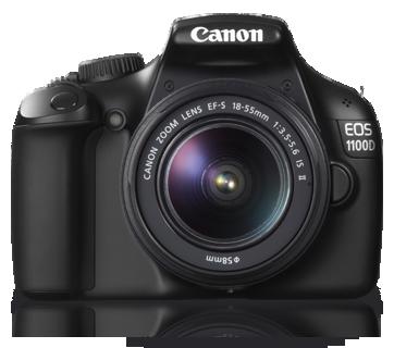 ขายกล้อง Canon รุ่น EOS 1100D เลนส์คิท ราคาถูก