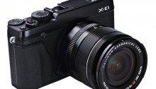 ขายกล้อง (IMPORTED) FUJIFILM X-E1 KIT 18-55MM F2.8-4 - BLACK ราคาถูก