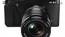 ขายกล้อง (IMPORTED) Fujifilm X-E2 Mirrorless Digital Camera Kit with XF 18-55mm F2.8-4 R LM OIS Lens - Black ราคาถูก