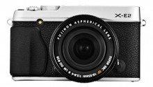 ขายกล้อง (IMPORTED) Fujifilm X-E2 Mirrorless Digital Camera Kit with XF 18-55mm F2.8-4 R LM OIS Lens - Silver ราคาถูก