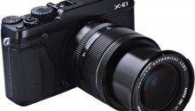 ขายกล้อง Fujifilm X-E1 Kit (18-55mm) - Black ราคาถูก