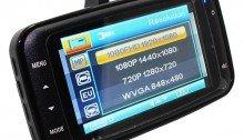 ขายกล้อง Innotech กล้องติดรถยนต์ GS-8000L -Black ราคาถูก
