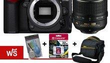 ขายกล้อง Nikon D7000 Kit 18-105VR - Black (แถม SD Card32GBclass10+กระเป๋า+ชุดทำความสะอาด ) ราคาถูก
