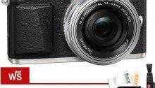 ขายกล้อง Olympus Digital Camera PEN E-PL7 Kit 14-42mm EZ - Silver (Free! SD 16 GB Class 10 + Screen Protector + Tabi 50 Bag+Filter37mm+Lenspen,Tabi ผ้าไมโครไฟเบอร์ ราคาถูก