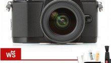 ขายกล้อง Olympus OM-D E-M5 +12-40mm F2.8 - Black (Free! SD 16 GB Class 10 + Screen Protector + Tabi 50 Bag+Filter 62 mm+Lenspen,Tabi ผ้าไมโครไฟเบอร์) ราคาถูก