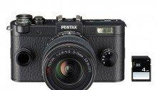 ขายกล้อง Pentax Q-S1 + Lens 02 Kit (เเถมฟรี!! SD 4 GB) ราคาถูก