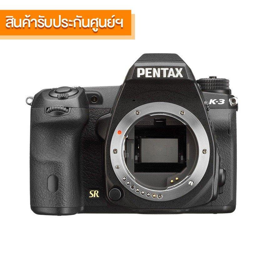 ขายกล้อง Pentax รุ่น K3 Body + SD 4GB ราคาถูก