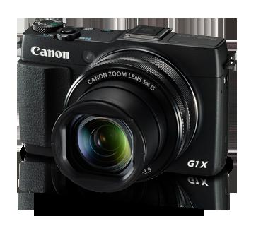 ขายกล้อง Canon รุ่น PowerShot G1X Mark II ราคาถูก