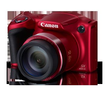 ขายกล้อง Canon รุ่น PowerShot SX400 IS ราคาถูก