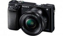 ขายกล้อง (IMPORTED) Sony ILCE-6000L With 16-50mm Lens Kit A6000L - Black ราคาถูก