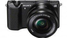 ขายกล้อง (IMPORT) Sony Alpha ILCE5100L A5100L 16-50mm Kit Black ราคาถูก