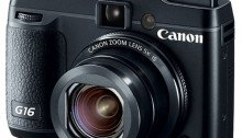 ขายกล้อง Canon รุ่น PowerShot G16 - Black ราคาถูก