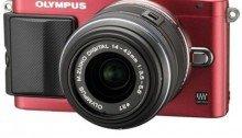 ขายกล้อง Olympus รุ่น PEN E-PL6+14-42mm - Red ราคาถูก