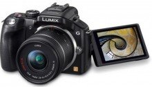 ขายกล้อง Panasonic รุ่น DMC-G5KGC-K ราคาถูก
