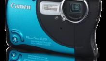 ขายกล้อง Canon รุ่น PowerShot D20 ราคาถูก