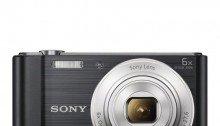 ขายกล้อง Sony รุ่น Cybert Shot 20.1MP DSC-W810/B ราคาถูก