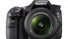 ขายกล้อง Sony รุ่น SLT-A58K + SAL18552 ราคาถูก