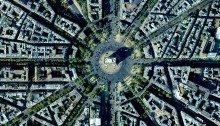 ภาพถ่ายสถานที่ทั่วโลกที่สวยงามเกินบรรยาย โดย google map
