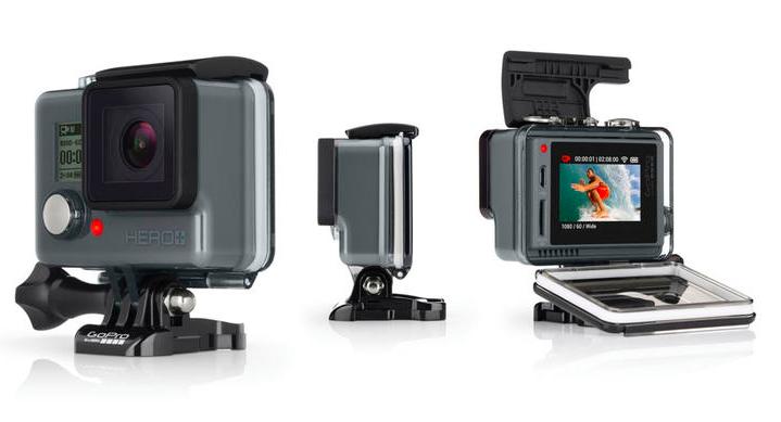 GoPro เปิดตัว GoPro Hero+ LCD ใหม่ พร้อมรายละเอียดเสปค