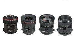 ข่าวลือ! Canon  กำลังพัฒนาเลนส์ใหม่ 4 เลนส์