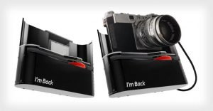 """กลับมาอีกครั้ง """"I'm Back"""" Digital Back อุปกรณ์สำหรับเปลี่ยนกล้องฟิล์มเป็นกล้องดิจิตอล"""