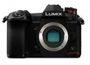 หลุด!ภาพกล้อง Panasonic Lumix G9 และเลนส์ f / 2.8 ขนาด 200 มม.