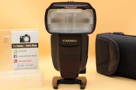 ขาย Flash Yongnuo Speedlite YN600EX-RT II (for Can...